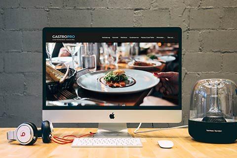 Webdesign Klagenfurt - Portfolio GastroPro
