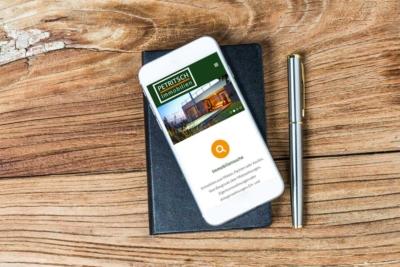 Webdesign Klagenfurt - Webdepartment Portfolio - Wordpress Webseite Immobilien Petritsch