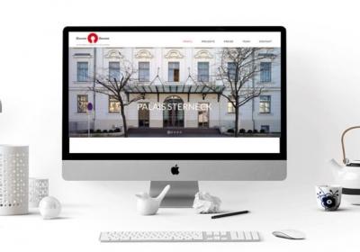 Webdesign Klagenfurt - Webdepartment Portfolio - Wordpress Webseite Architekturbüro Omansiek