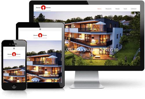Webdesign Paket Business PRO