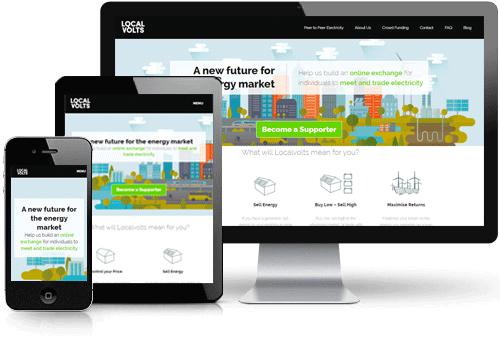 Webdesign Paket Lead Maximiser
