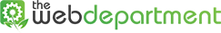 The Web Department Logo